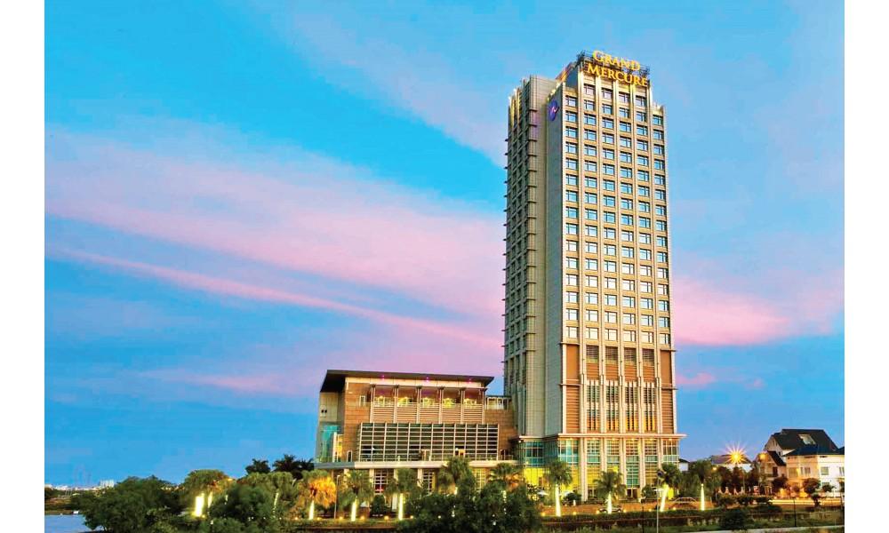 Khách sạn Grand Mercure - Đà Nẵng